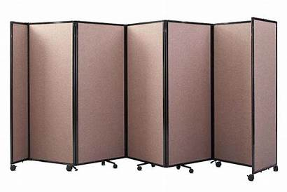 Divider Portable Partitions Partition Wall Wheeled Ft