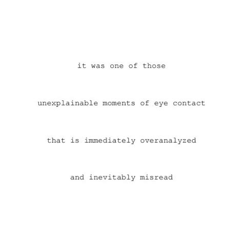 eye contact quotes quotesgram