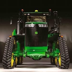 John Deere Updates Its 9rx Tractor Lineup