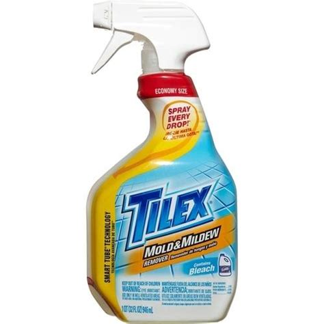 Tilex Bathroom Cleaner Ingredients by Tilex Mold And Mildew Remover Spray 32 Fluid Ounces