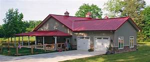 all you need to know about metal building homes metal With all steel homes