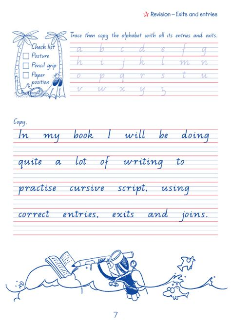 targeting handwriting qld student book year  pascal