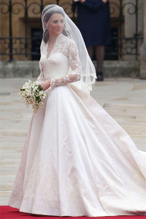 controversy surrounding kates wedding dress