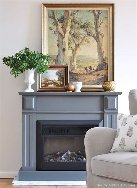 gray fireplace styling art fireplaces mantel styling