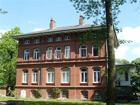 """Ferienwohnung Herrenhaus """"haus Im Park"""", Nordsee Firma"""