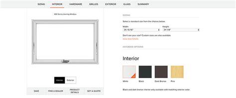 andersen window color chart  trend home design