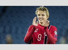 Martin Odegaard Real Madrid Sign New Lionel Messi, 16