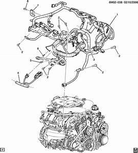 Cadillac Cts  Engine Asm  Ly7  3 6
