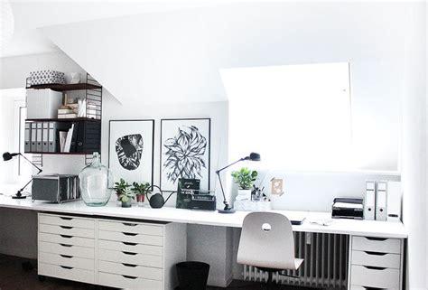 Ikea Arbeitszimmer Ideen by Die 25 Besten Ideen Zu Ikea Schreibtisch Auf