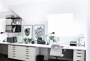 Wand Schreibtisch Ikea : die 25 besten ideen zu ikea schreibtisch auf pinterest ~ Lizthompson.info Haus und Dekorationen