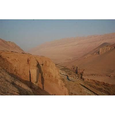 Turpan: Deep DepressionExperiences and Observations