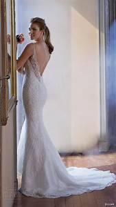 jillian 2016 wedding dresses bambu bridal collection With slim fitting wedding dresses