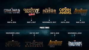 Thor 3, Doctor Strange, Spider-Man and Captain America 3 ...