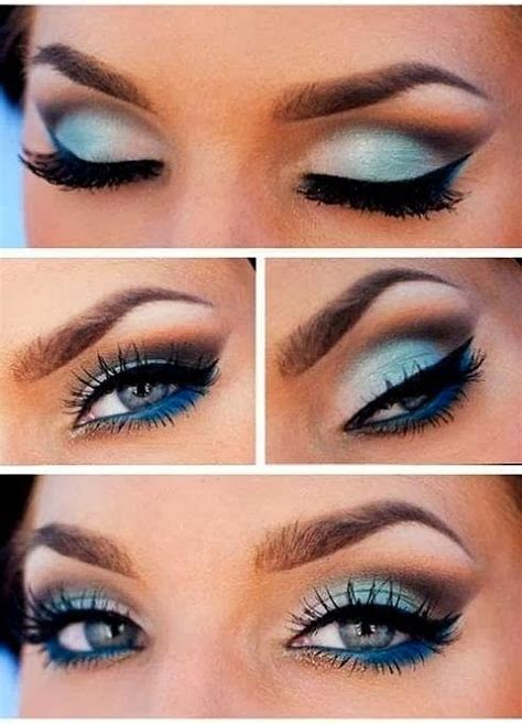 cut crease makeup ideas pretty designs