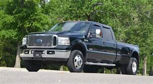 Find Used 2006 Ford Super Duty F350 Lariat Crew Cab 4x4