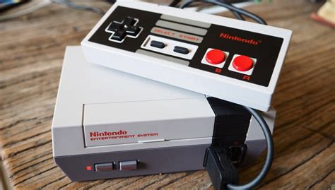 The Nes Classic Edition And All 30 Games On It