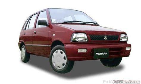 mehran cng  imported cc car consumption mehran