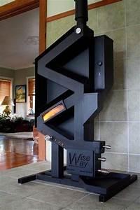 Wiseway Non Electric Pellet Stove Gw