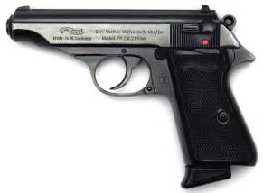 walther design firearm of the week the walther pp k s