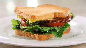 Perfect BLT Sandwich Recipe Martha Stewart