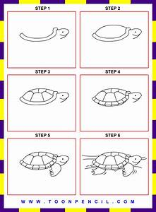 052-how-to-draw-turtle-for-kids-step-by-step.gif 735×1,000 ...