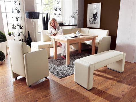 Kitchen Table Corner Bench Small Living Room ALL ABOUT