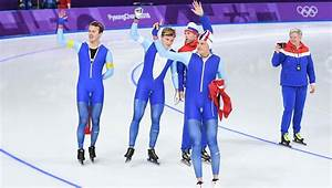 Norway edge hosts to win men's team pursuit gold - Olympic ...