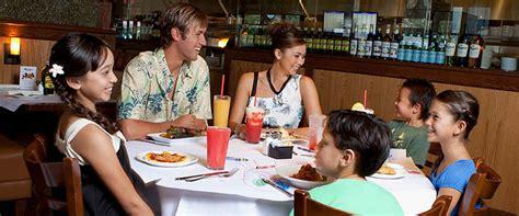 Hawaii Big Island Restaurants  Waikoloa Beach Resort