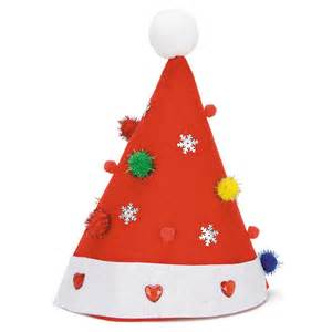 make your own christmas hat kit