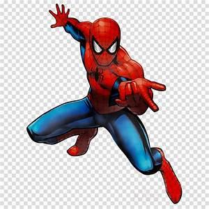 Spiderman, Cartoon, Clipart