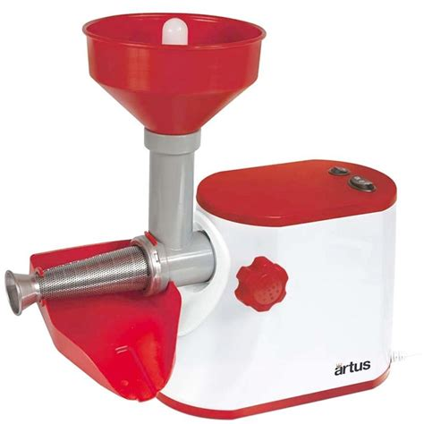 tomato press reber electric juicer s15 squeezer tomatoes spade tre squeeze equipments