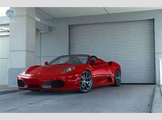 Modulare Wheels + Ferrari F430 Spider Wheel Experts