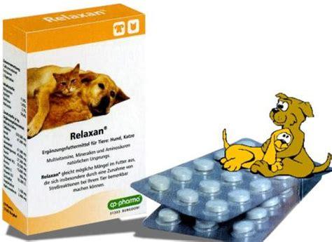 relaxan fuer hunde und katzen vet discount der