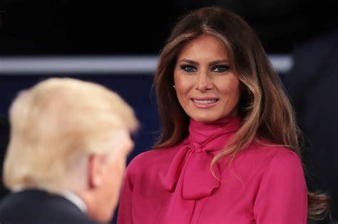 Melania Trump De Diseños Atrevidos A Femeninos Y Refinados