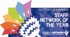 Staff Network of the Year — Equality Network