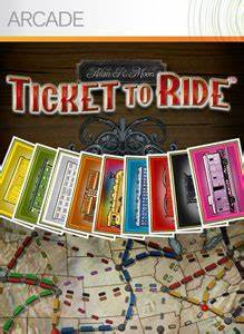 Ticket To Ride Video Game Wikipedia