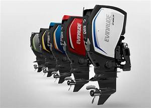 BRP Launches Greener Redesigned Evinrude E TEC G2