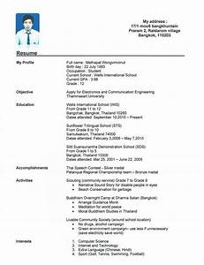 Examples of resumes show me how to write a cover letter for Show me some sample of resume