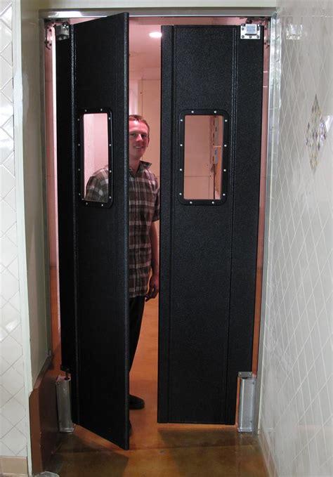 Restaurant Kitchen Doors  Double Swinging Doors For