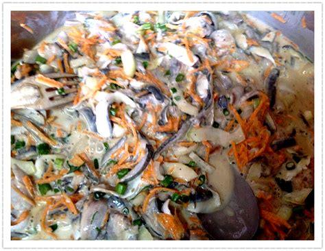 nouvelle recette de cuisine salade de sardine au lait de coco recettes nc cuisine