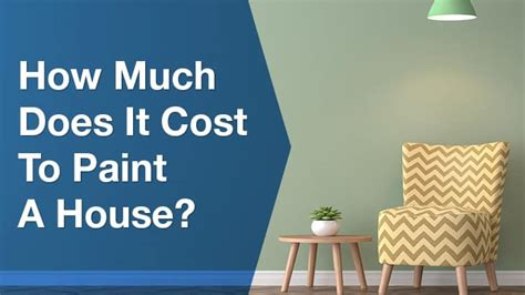 house painting cost estimator cost of hiring a house painter
