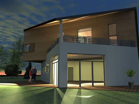 cuisine constructeur maison bois passive auvergne constructeur maison bois contemporaine