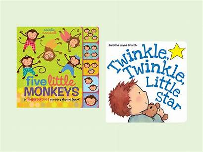 Nursery Rhyme Books Board Scholastic Toddlers Parents
