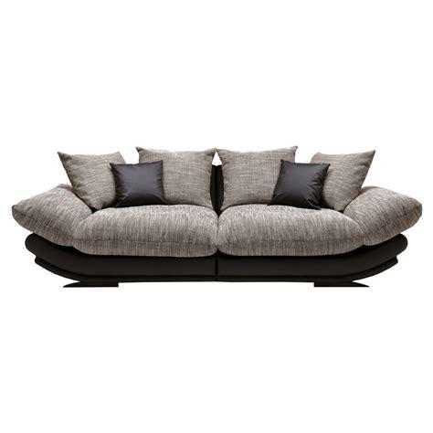 Xxl Couch Sofa Bigsofa In Schwarz 300cm Breit Neu Ebay