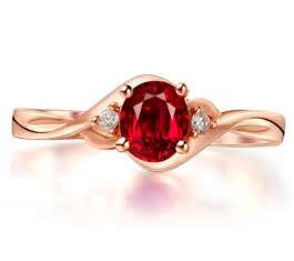 3 carat princess cut engagement ring 1 carat oval ruby and trilogy engagement ring in yellow gold jeenjewels
