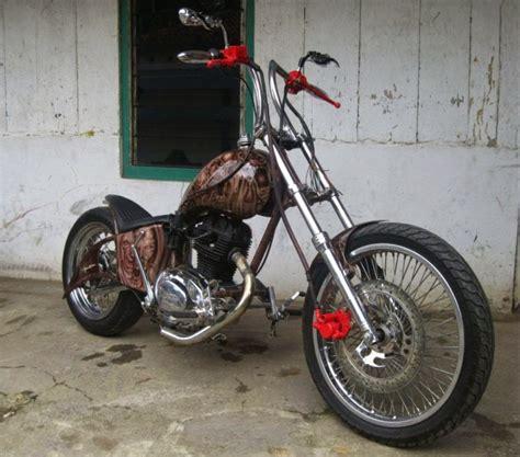 Grand Modifikasi by Honda Astrea Grand Modifikasi Retro Thecitycyclist