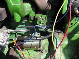 3020 Wiring Help Needed - John Deere Forum