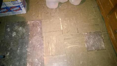 asbestos tiles  basement doityourselfcom community forums