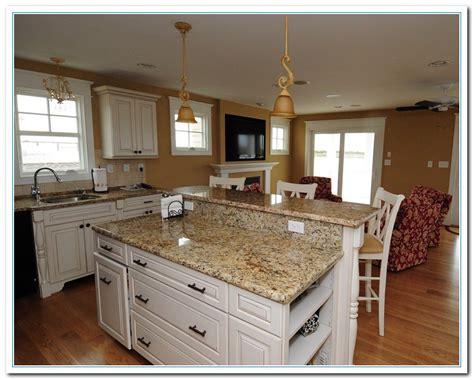 great ideas  white cabinets  granite