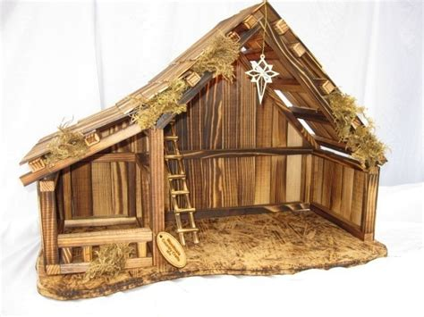woodtopia nativity stable medium willow tree stables